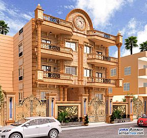 Apartment 3 bedrooms 3 baths 210 sqm semi finished For Sale El Ubour City Qalyubiyah - 3