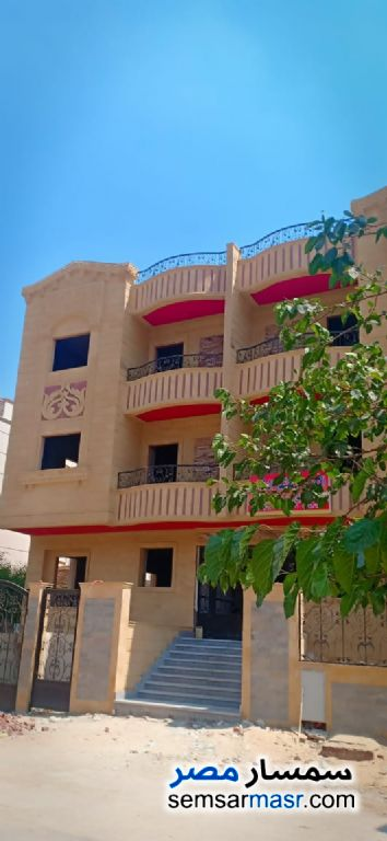 Ad Photo: Apartment 3 bedrooms 3 baths 217 sqm semi finished in El Ubour City  Qalyubiyah