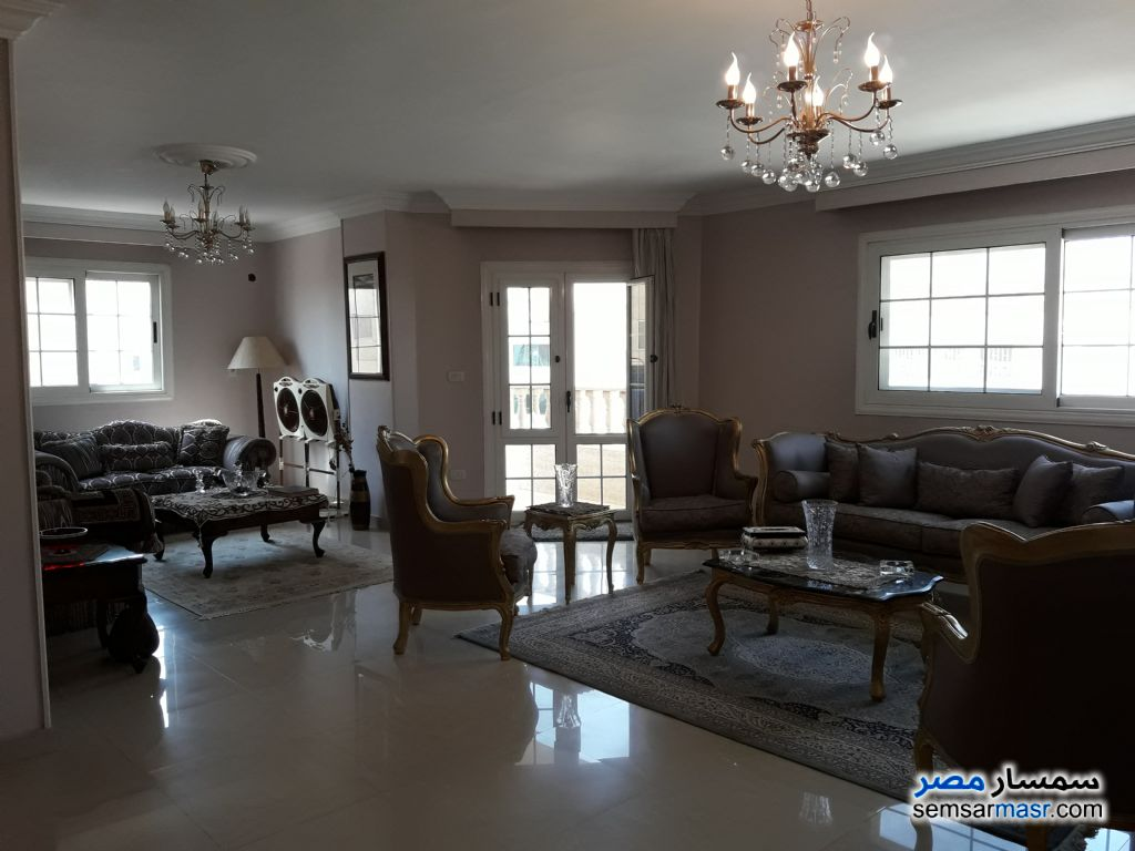 Photo 1 - Apartment 3 bedrooms 2 baths 220 sqm super lux For Sale Hadayek Al Ahram Giza