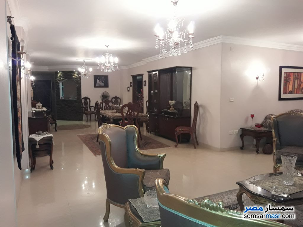 Photo 7 - Apartment 3 bedrooms 2 baths 220 sqm super lux For Sale Hadayek Al Ahram Giza