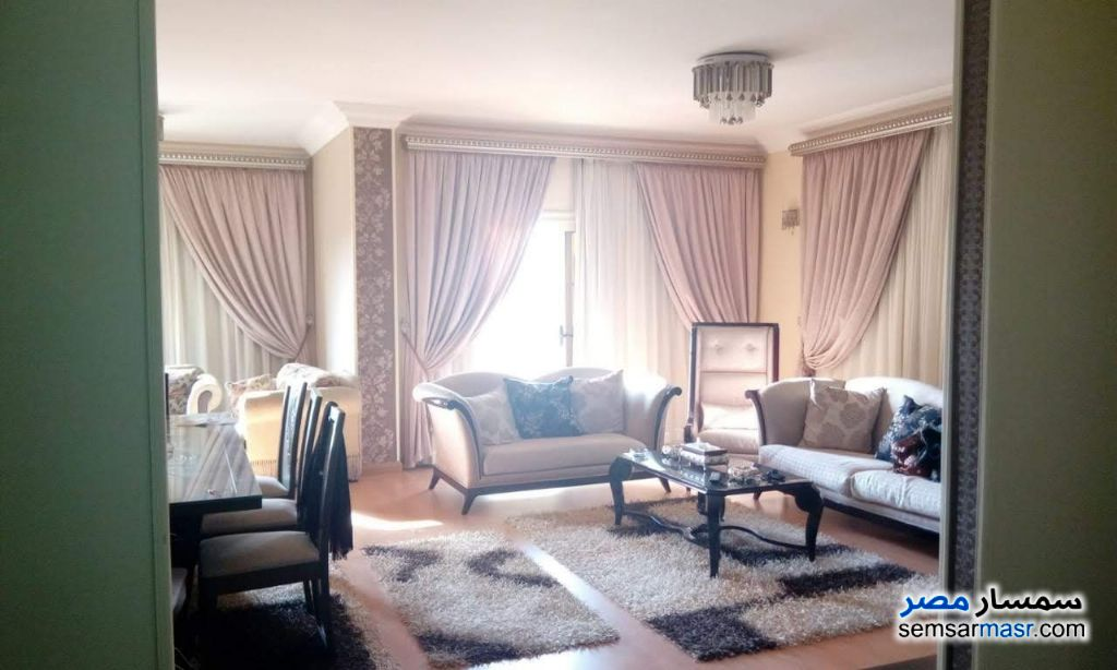Photo 1 - Apartment 3 bedrooms 3 baths 225 sqm super lux For Sale El Ubour City Qalyubiyah