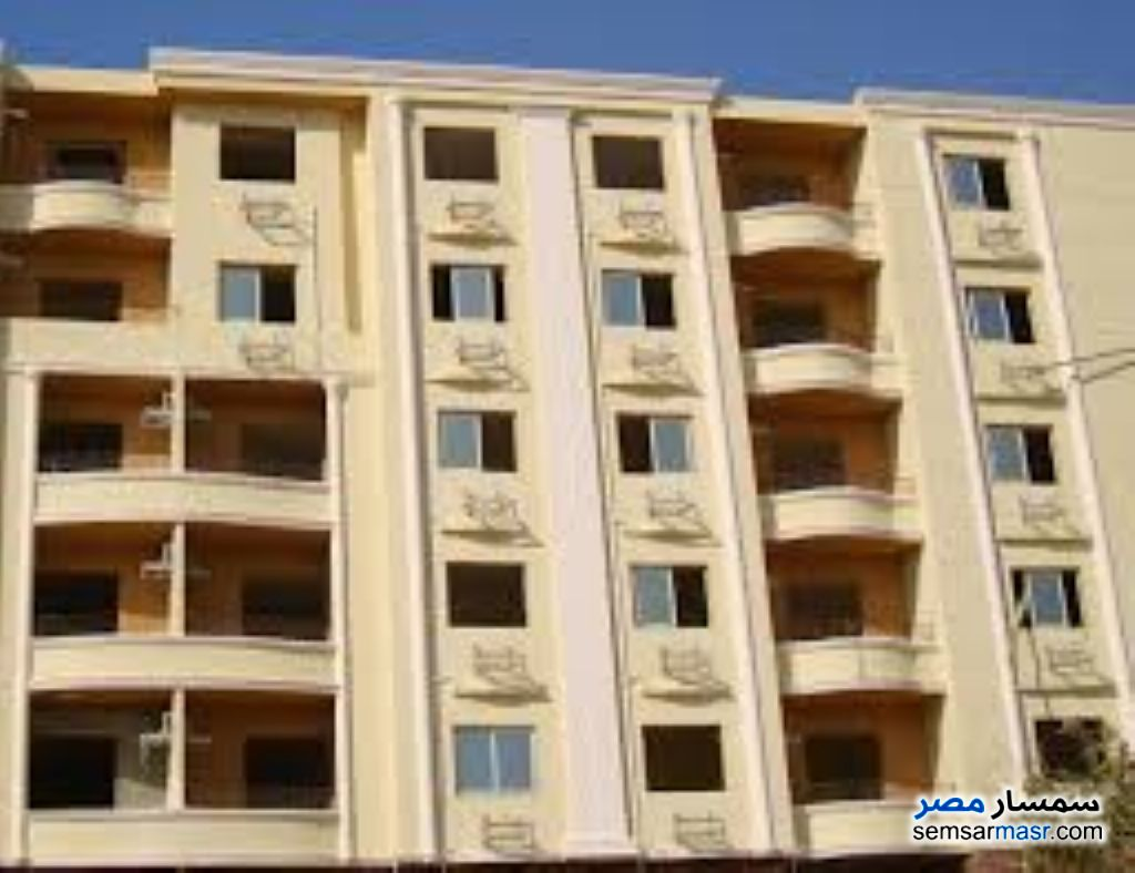 Photo 1 - 3 bedrooms 2 baths 235 sqm semi finished For Sale Nasr City Cairo