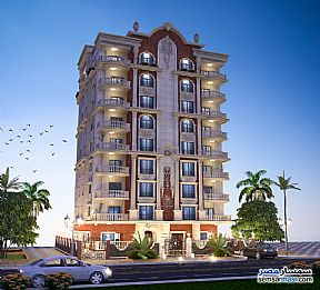 Ad Photo: Apartment 4 bedrooms 2 baths 250 sqm without finish in Heliopolis  Cairo