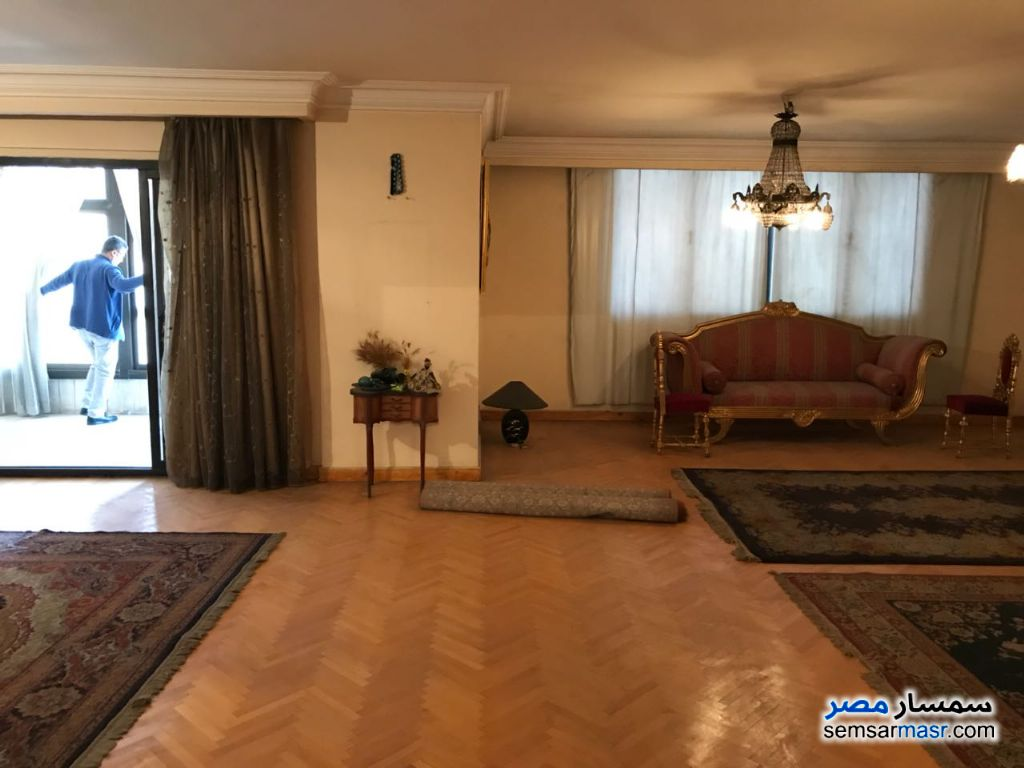 Photo 2 - Apartment 4 bedrooms 2 baths 330 sqm extra super lux For Sale Nasr City Cairo