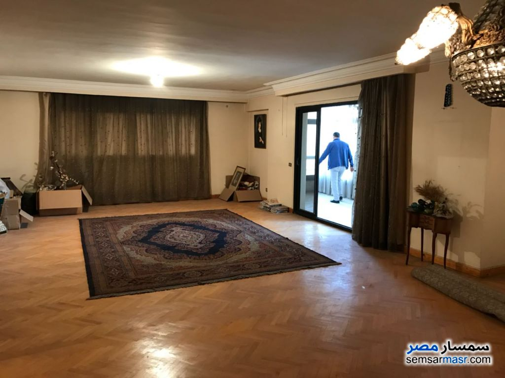 Photo 1 - Apartment 4 bedrooms 2 baths 330 sqm extra super lux For Sale Nasr City Cairo
