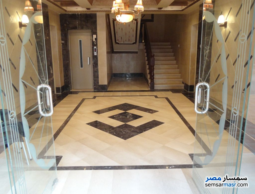 Photo 3 - Apartment 3 bedrooms 3 baths 400 sqm extra super lux For Sale El Ubour City Qalyubiyah