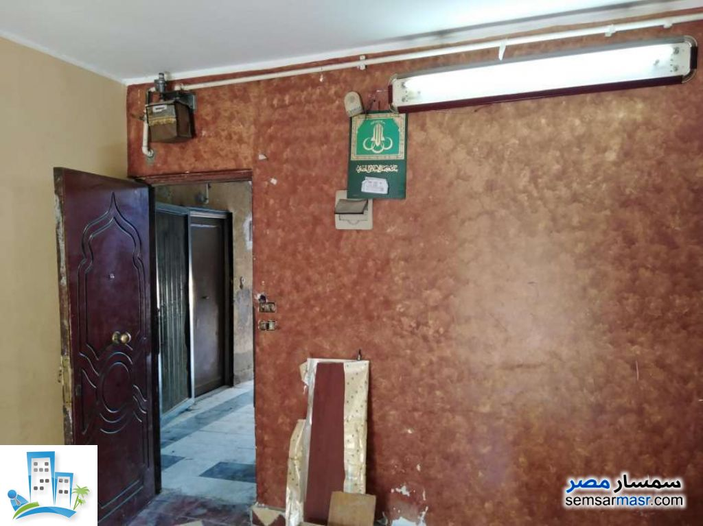 Ad Photo: Apartment 2 bedrooms 1 bath 77 sqm super lux in First Settlement  Cairo