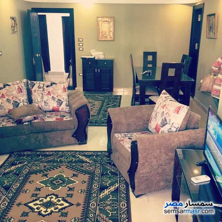 Photo 1 - Apartment 2 bedrooms 2 baths 96 sqm super lux For Rent Madinaty Cairo