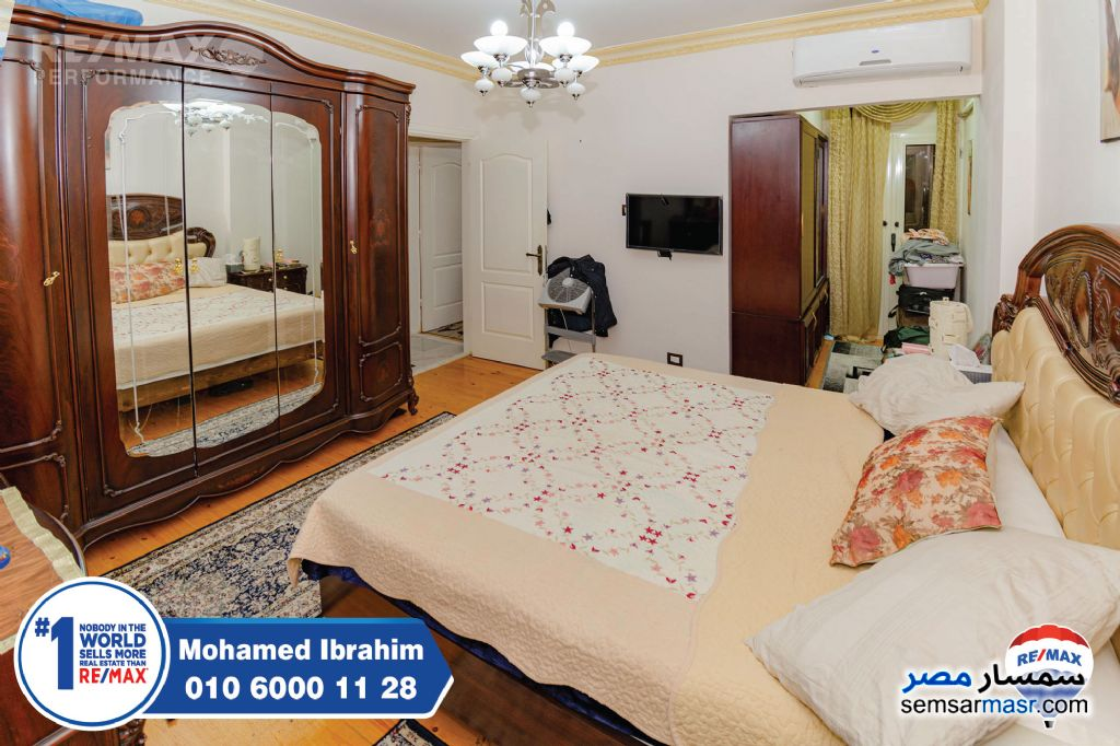 Photo 10 - Apartment 3 bedrooms 2 baths 169 sqm extra super lux For Sale Smoha Alexandira
