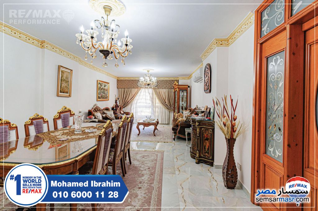 Photo 5 - Apartment 3 bedrooms 2 baths 169 sqm extra super lux For Sale Smoha Alexandira