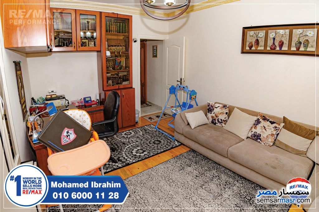Photo 6 - Apartment 3 bedrooms 2 baths 169 sqm extra super lux For Sale Smoha Alexandira