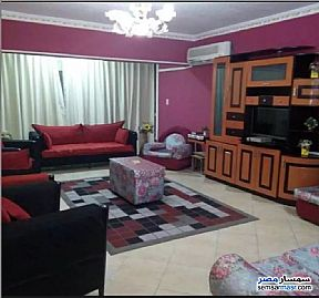 Ad Photo: A furnished apartment in a very distinctive location in Maadi in Cairo