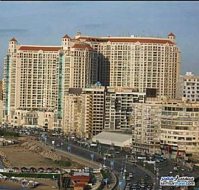 A luxury furnished apartment for rent in four season towers Alexandria للإيجار سان ستيفانو الإسكندرية - 2