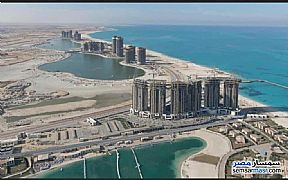 Ad Photo: An apartment for sale overlook the lakes fully finished by Palm Hills in El Alamein  Matrouh