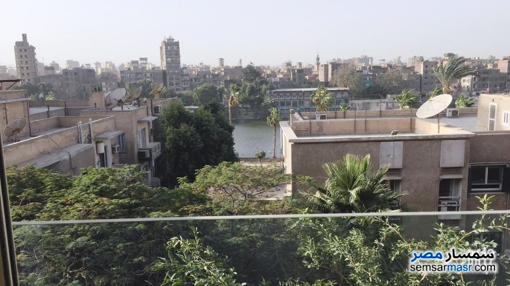 Photo 3 - Apartment 160m Nile view for rent in Zamalek For Rent Dokki Giza