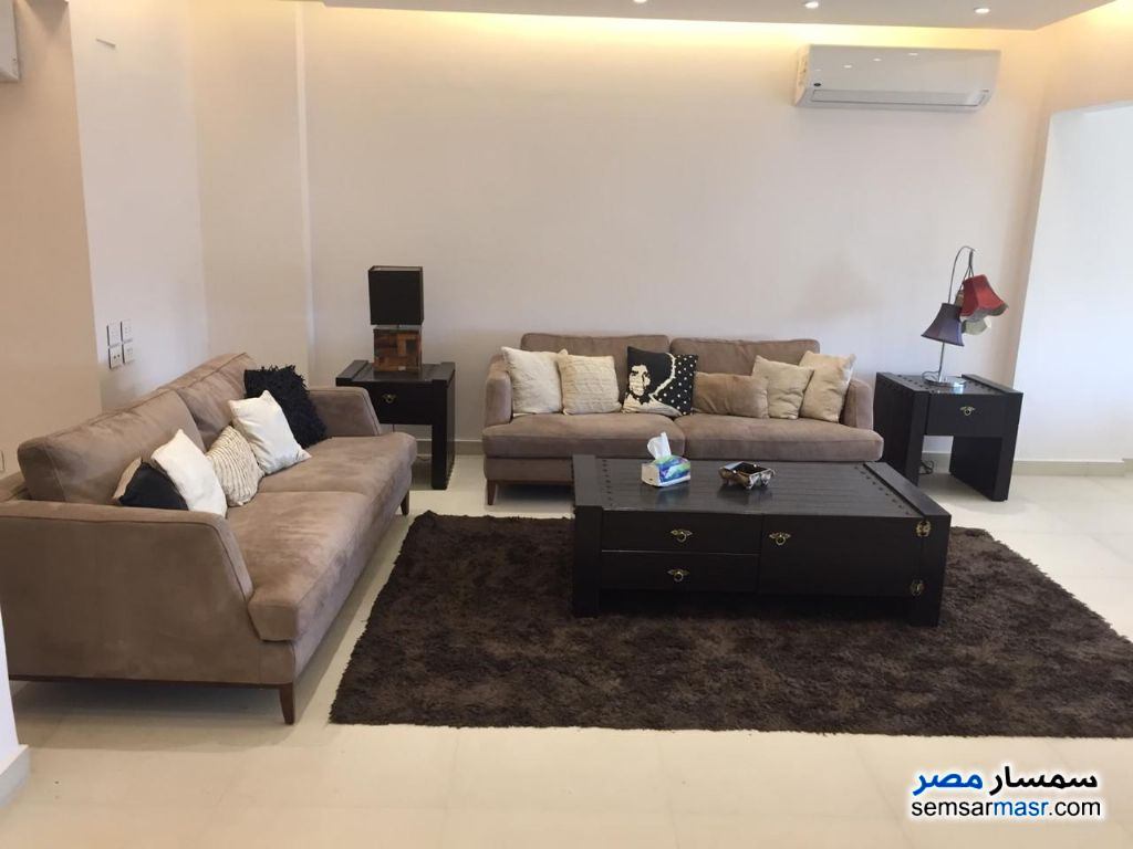 Photo 7 - Apartment 160m Nile view for rent in Zamalek For Rent Dokki Giza