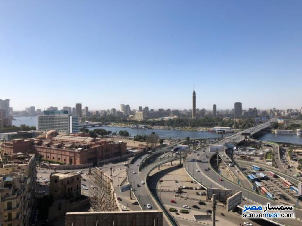 Ad Photo: Apartment for Rent in Downtown Cairo with Nile View in Ramses Ramses Extension  Cairo