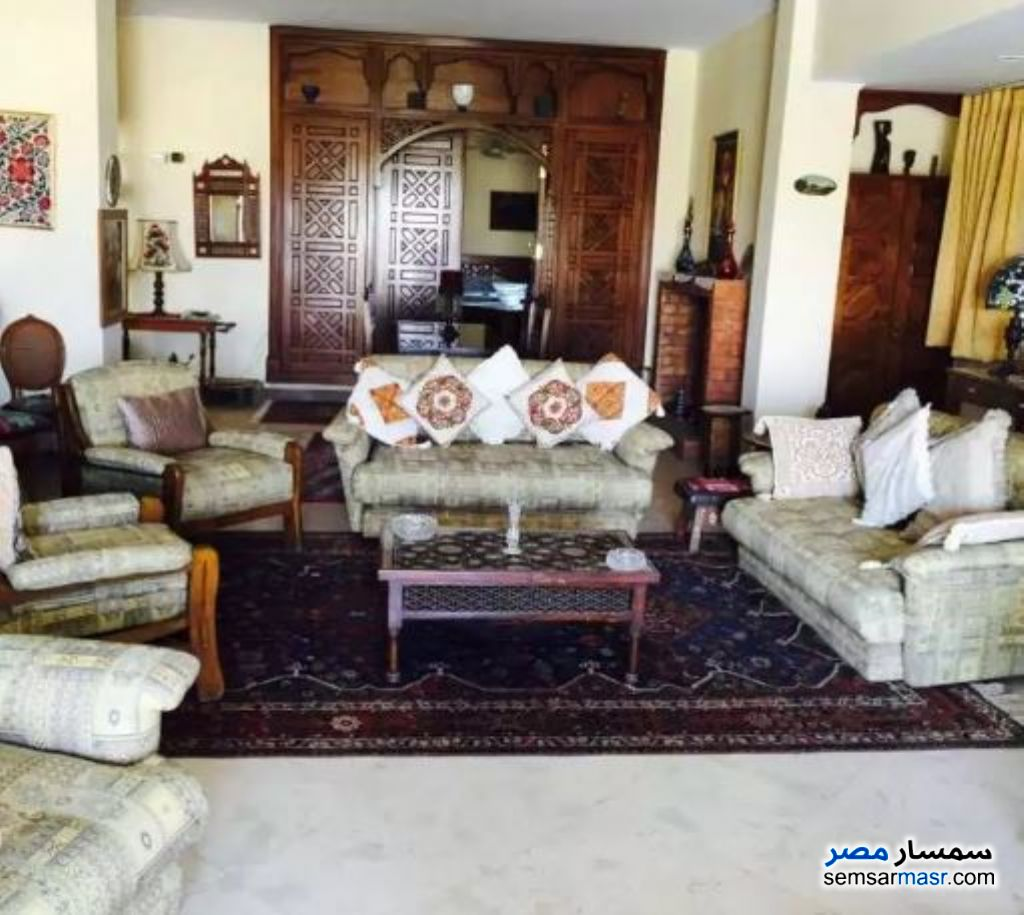 "صورة 2 - ""Fancy apartment for rent with beautiful view on maadi للإيجار المعادي القاهرة"