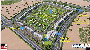 صورة الاعلان: *Golf porto cairo school* Total area : 12,334 meter Ground + 2 Price per meter : 9000 If installm في مدينة المستقبل القاهرة