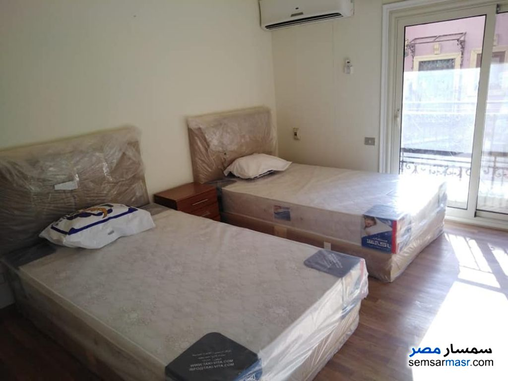صورة الاعلان: Ground floor duplex for Rent in sarayat maadi with new furniture في المعادي القاهرة