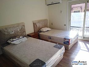 Ad Photo: Ground floor duplex for Rent in sarayat maadi with new furniture in Maadi  Cairo