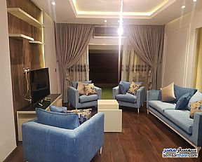 In Dokki apartment 350m modern furniture for rent For Rent Dokki Giza - 6