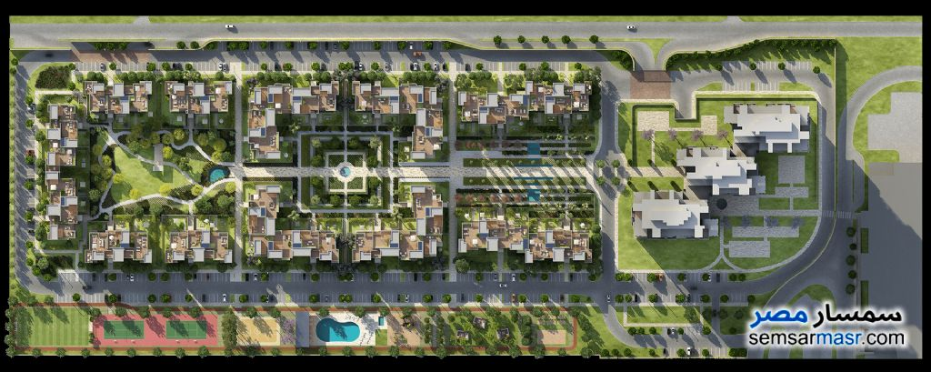 Photo 3 - Penthouse for sale in Aeon Compound-Mall of Arabia- Prime Location-6 October City For Sale North Extensions 6th of October