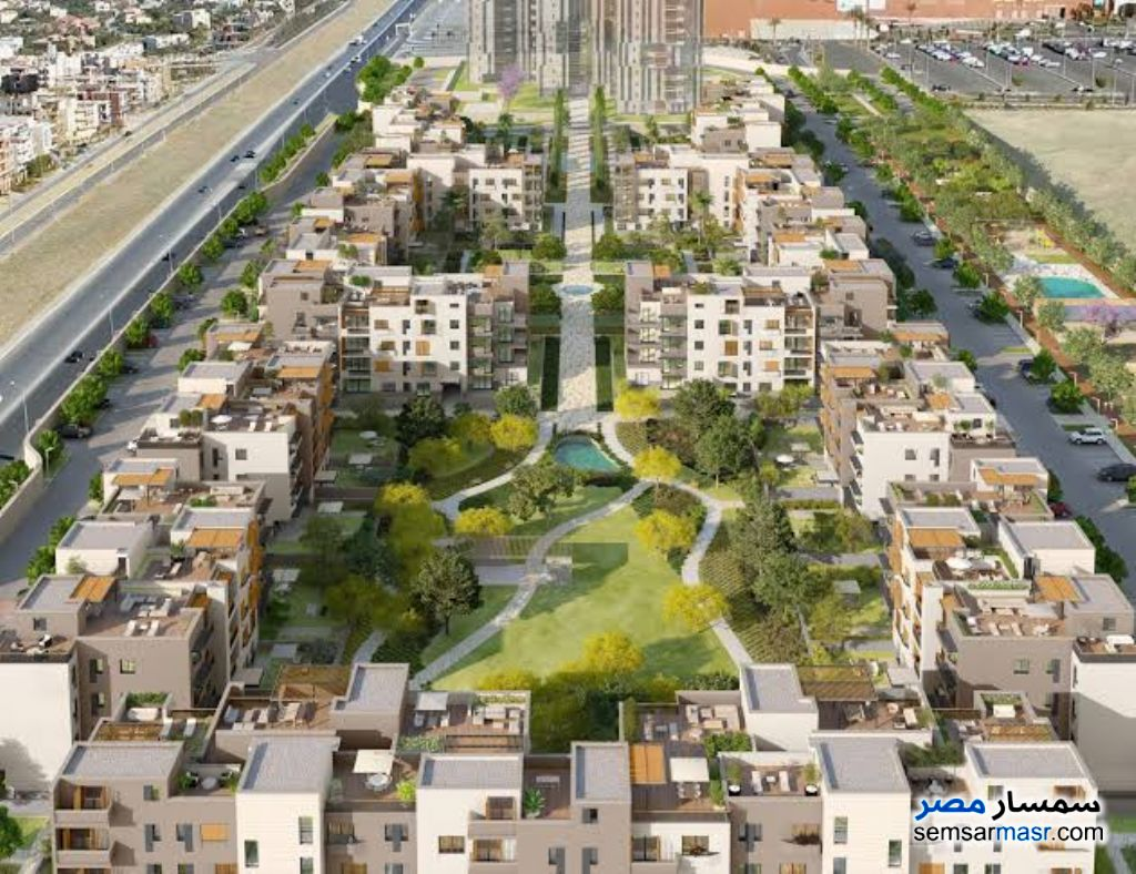 Photo 5 - Penthouse for sale in Aeon Compound-Mall of Arabia- Prime Location-6 October City For Sale North Extensions 6th of October