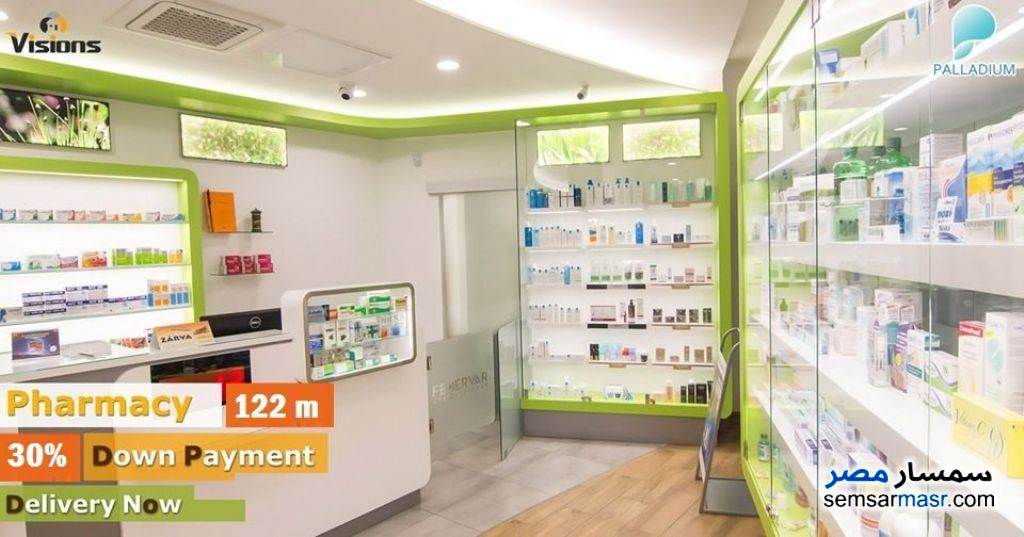 Ad Photo: Pharmacy for sale at 6th of october city in Safwa City  6th of October