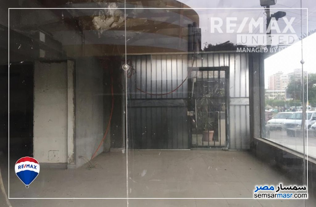 Photo 1 - Shop for sale 1 Hijaz Square 143 square meters For Sale Heliopolis Cairo