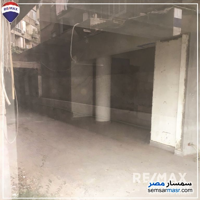 Photo 2 - Shop for sale 1 Hijaz Square 143 square meters For Sale Heliopolis Cairo