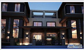Ad Photo: Townhouse Middle in west ridge in New giza in Sheikh Zayed  6th of October