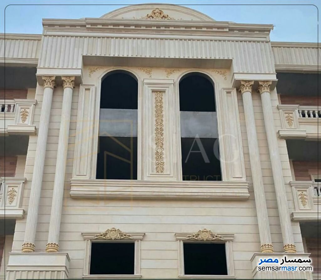 Ad Photo: Apartment 3 bedrooms 3 baths 190 sqm extra super lux in Mansura  Daqahliyah