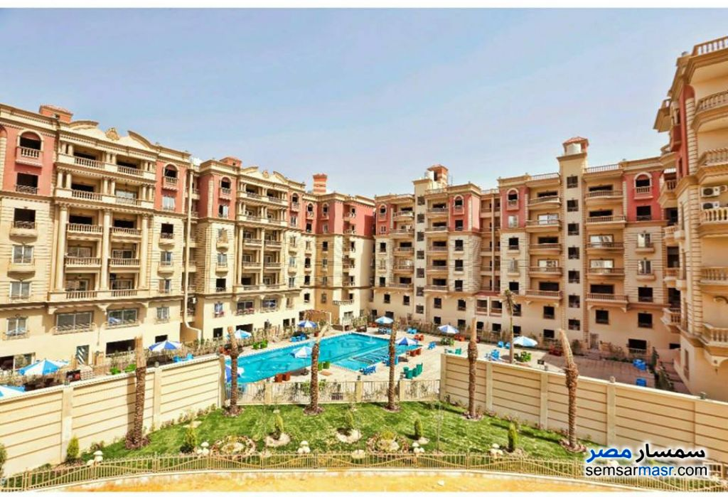 Photo 2 - Apartment 4 bedrooms 3 baths 246 sqm semi finished For Sale Mokattam Cairo