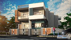 Villa 3 bedrooms 3 baths 444 sqm semi finished