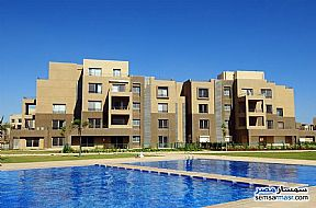 Ad Photo: Apartment 3 bedrooms 1 bath 203 sqm super lux in Palm Hills  6th of October