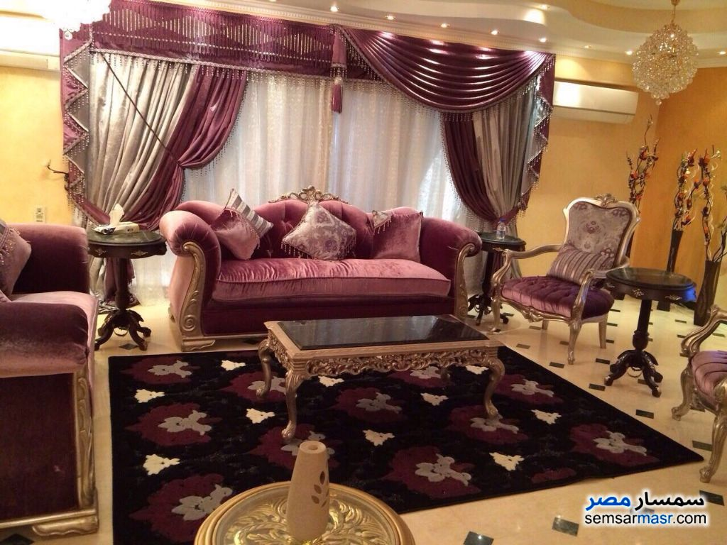 Photo 9 - Apartment 3 bedrooms 3 baths 250 sqm extra super lux For Rent Mohandessin Giza