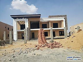 Ad Photo: Villa 3 bedrooms 4 baths 318 sqm semi finished in Cairo