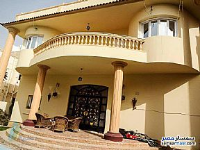 Ad Photo: Villa 4 bedrooms 3 baths 570 sqm super lux in Fifth Settlement  Cairo