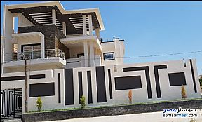 Ad Photo: Villa 5 bedrooms 7 baths 420 sqm extra super lux in King Maryot  Alexandira