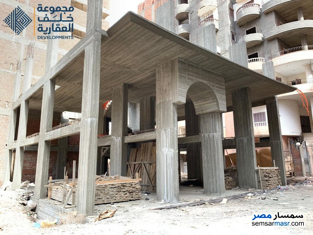 Ad Photo: Apartment 3 bedrooms 2 baths 140 sqm without finish in Mansura  Daqahliyah