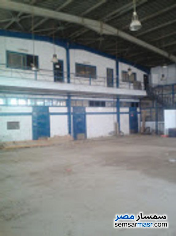 Photo 1 - Commercial 2,200 sqm For Sale El Ubour City Qalyubiyah
